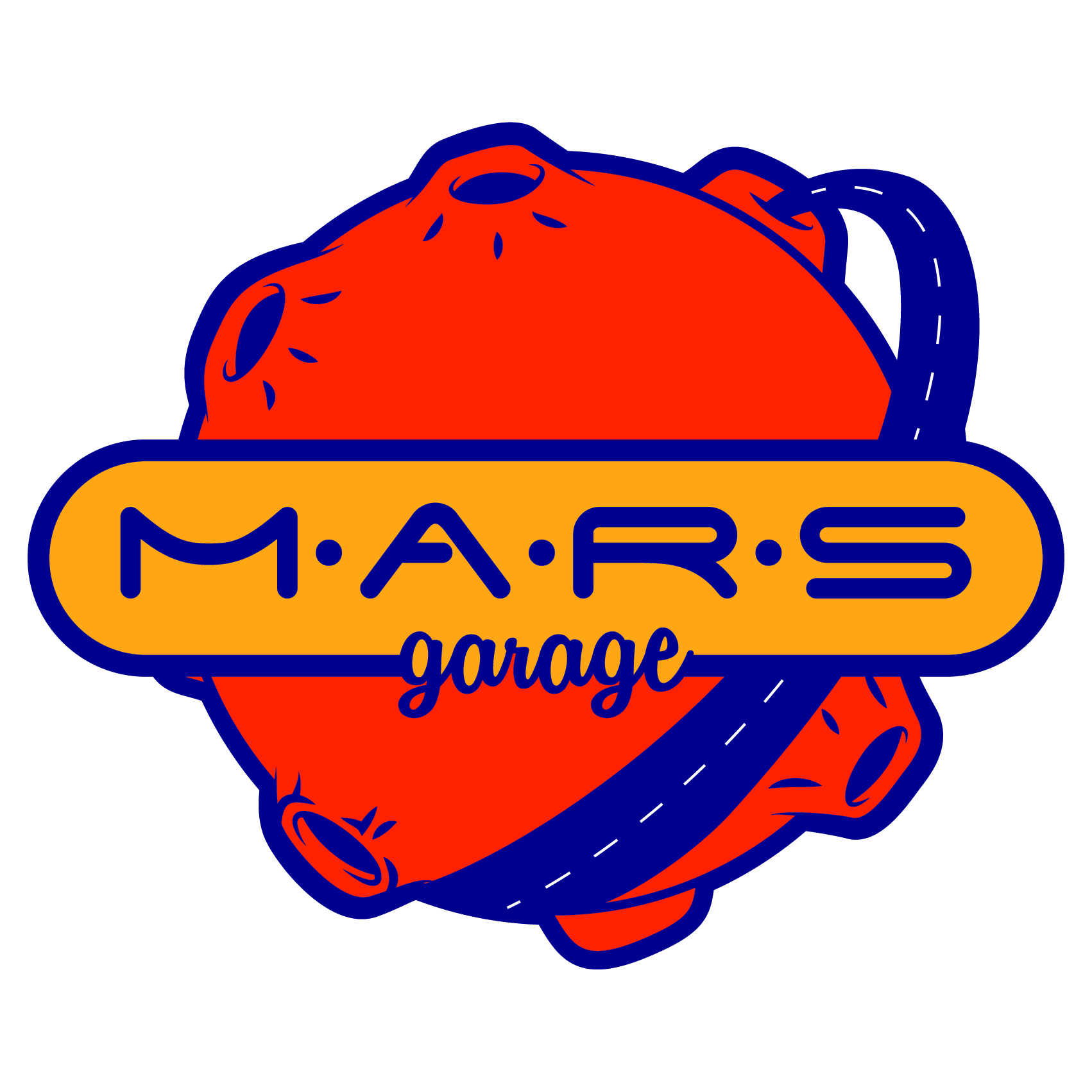 M.A.R.S. - Colour Final Logo