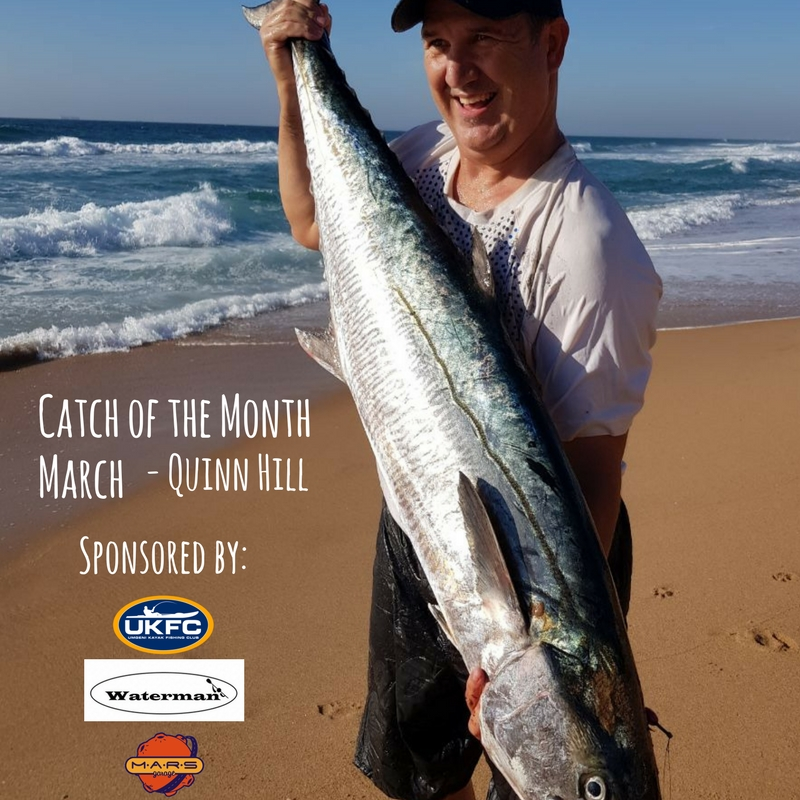 Catch of the Month February 2017