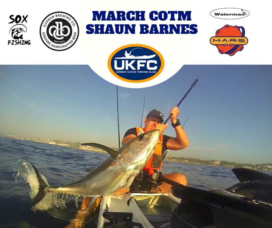 UKFC COTM March Shaun Barnes (1)